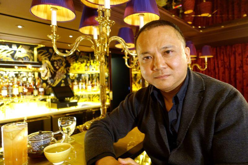 Alan Yau of Park Chinois