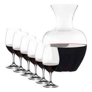 Riedel Ouverture Magnum Glasses and Apple Decanter – Riedel Decanter