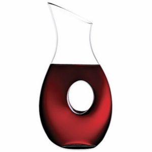 SALE Glass Handmade Wine Carafe 1.5 Litre Water Cordial Jug | SALE | Yokki oNo