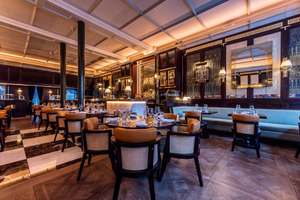Jamavar Restaurant - Mayfair