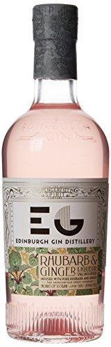 Edinburgh Gin Rhubarb and Ginger Liquer, 50cl