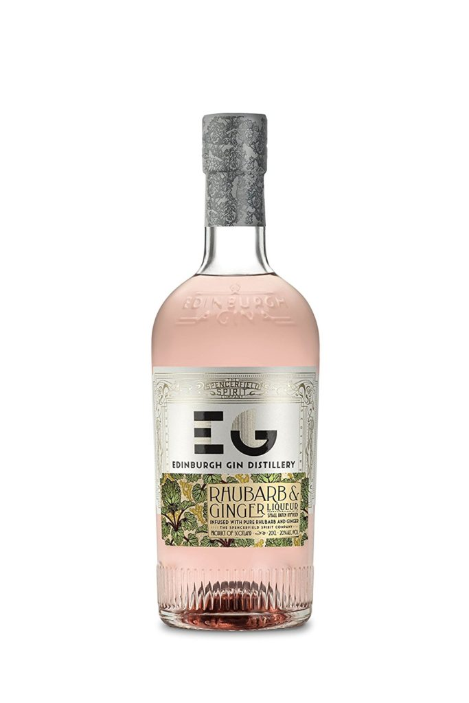 Edinburgh Gin Rhubarb And Ginger