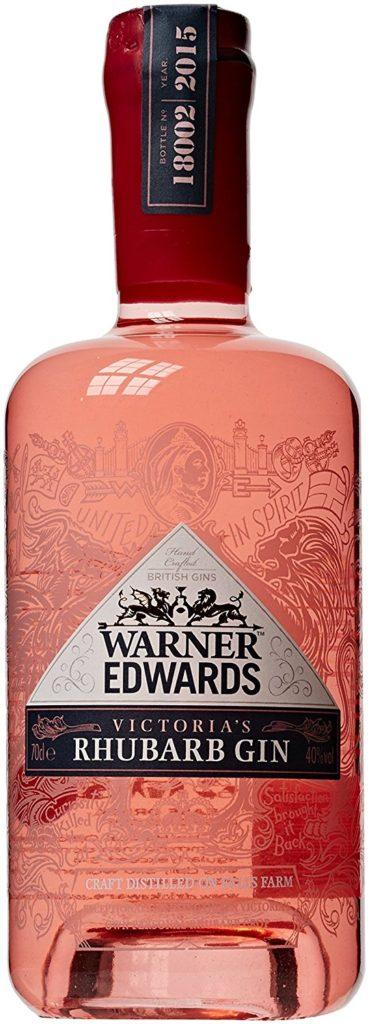 Warner Edwards Distillery Victoria's Rhubarb Gin, 70 cl