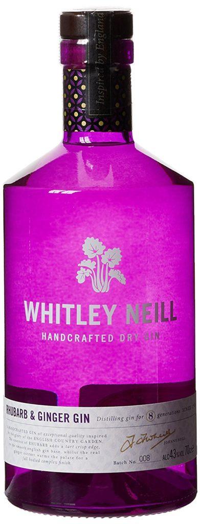 Whitley Rhubarb Gin