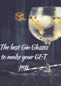 Best Gin glasses