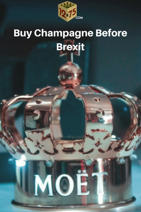 Buy Champagne Before Brexit