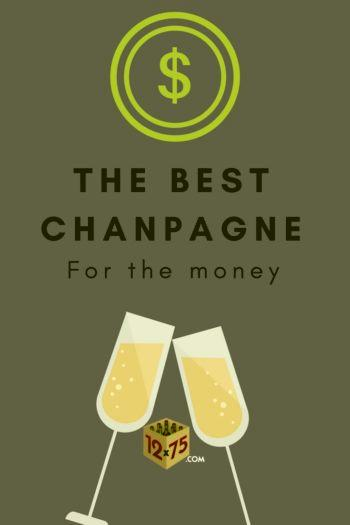 Best Champagne For The Money – Anything But Moet!
