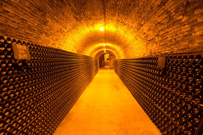 How to Store Champagne Properly – The Definitive Guide..