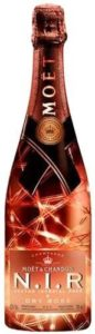 Moet & Chandon N.I.R. Nectar Imperial Rosé Dry Champagne