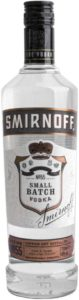 Smirnoff No. 55 Small Batch Black Copper Pot Distilled Vodka
