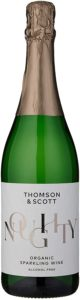 Thomson & Scott Noughty Alcohol Free Organic Sparkling Wine