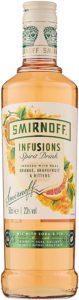 Smirnoff Infusions Orange Grapefruit and Bitters