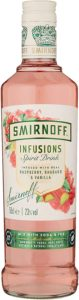 Smirnoff Infusions Raspberry Rhubarb and Vanilla