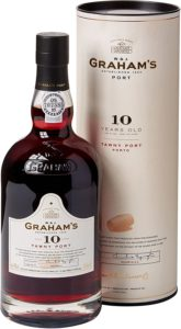 Grahams 10 Years Old Tawny Port