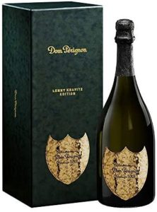 Dom Perignon Lenny Kravitz 2008 Limited Edition Champagne