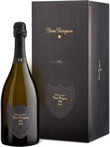 Champagne DOM PERIGNON P2 Coffret 2000