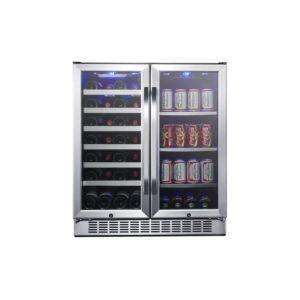 EdgeStar CWB2886FD EdgeStar CWB2886FD :: 30-Inch Wine and Bev Cooler